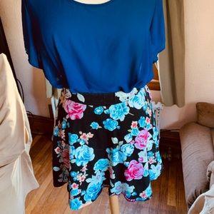 Fall/Spring Flowy Skirt